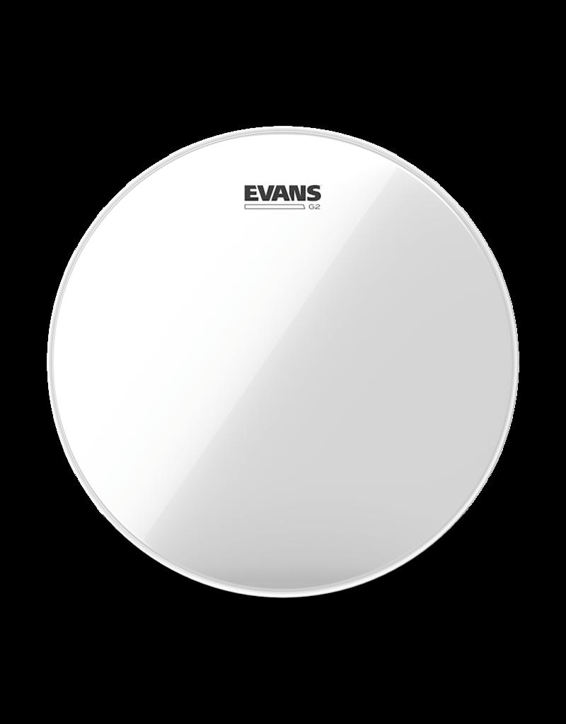 """Evans Evans G2 12"""" Clear Drumhead"""