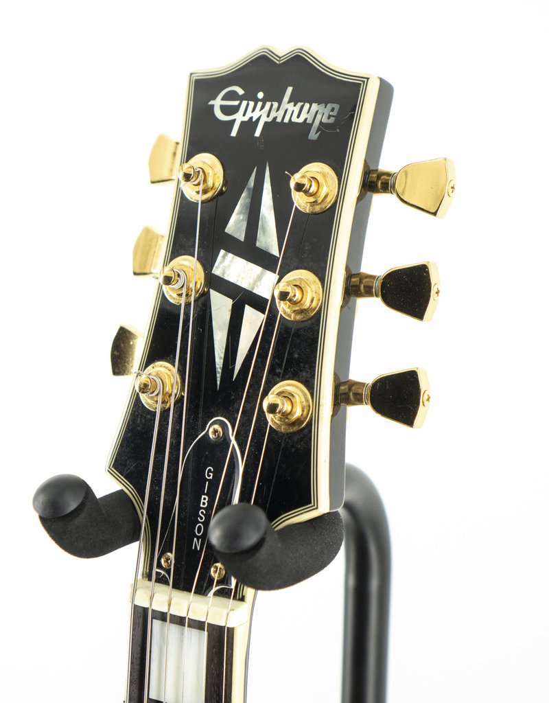 Epiphone Used 1980's Epiphone Les Paul Open Book Head Stock Electric Guitar
