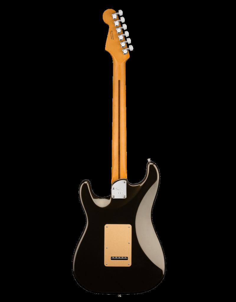 Fender Fender American Ultra Stratocaster®, Maple Fingerboard, Texas Tea