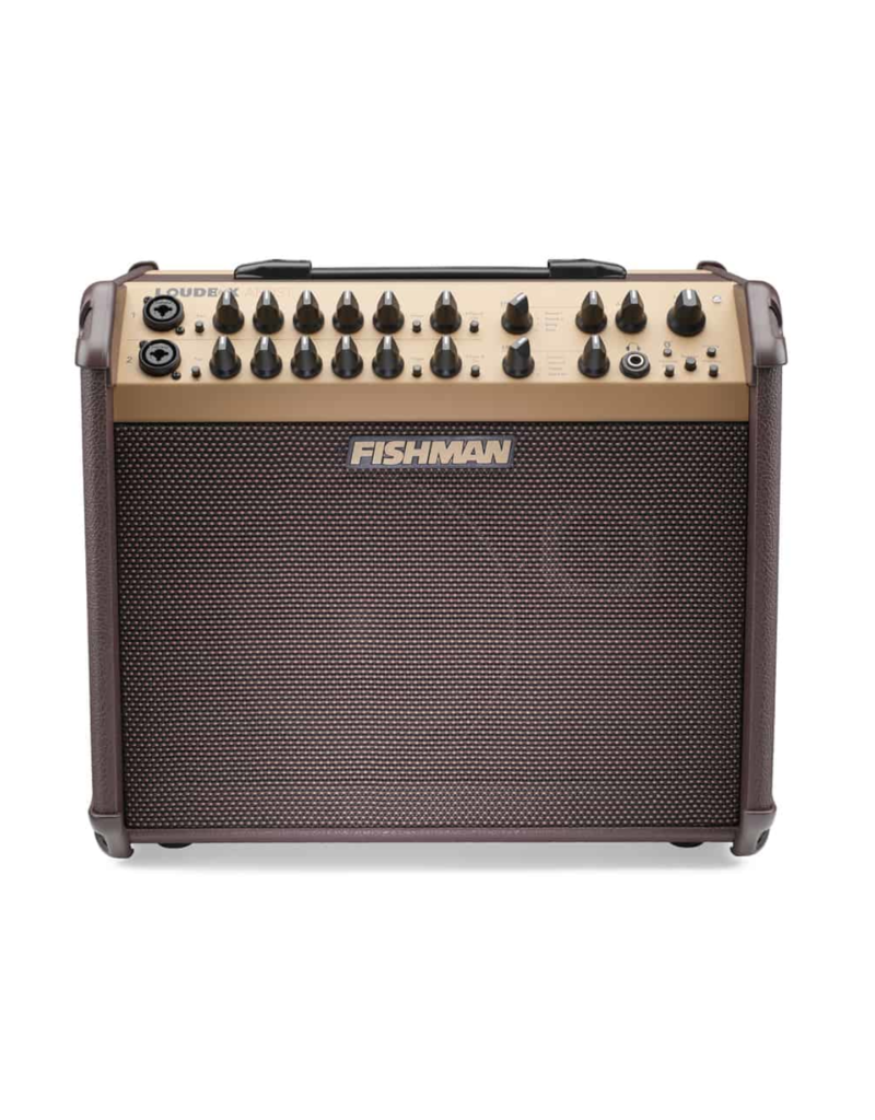 "Fishman Fishman Loudbox Artist BT 120-watt 1x8"" Acoustic Combo Amp with Tweeter & Bluetooth"