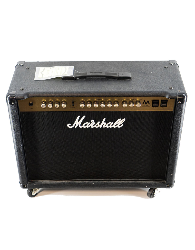 "Marshall Used Marshall MA100C 2x12"" Tube Guitar Amp"