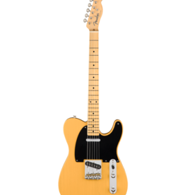 Fender Fender American Original '50s Telecaster®, Maple Fingerboard, Butterscotch Blonde