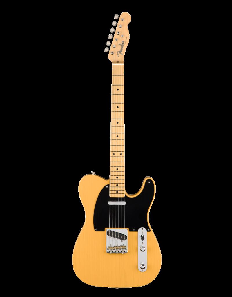 Fender Fender American Original '50s Telecaster®, Maple Fingerboard, Butterscotch Blonde