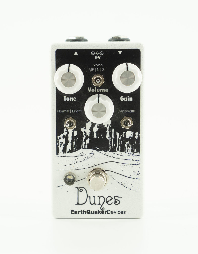 EarthQuaker Devices Used Earthquaker Devices Dunes V2 Overdrive