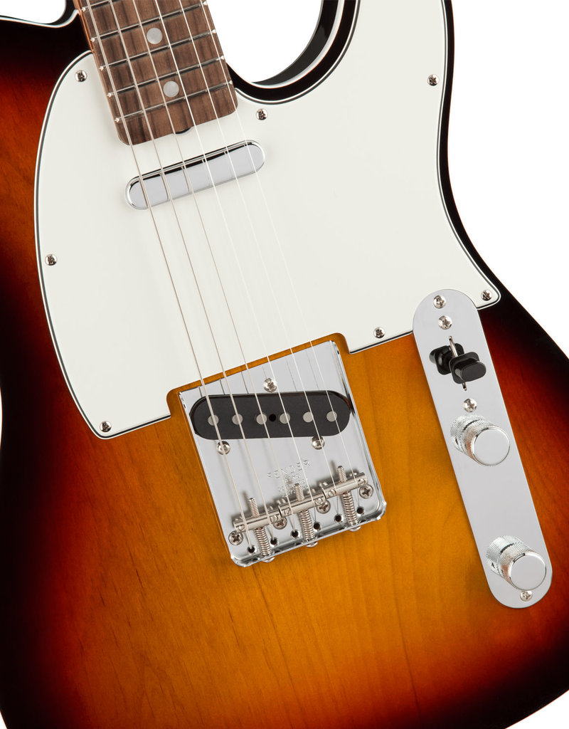 Fender Fender American Original '60s Telecaster, Rosewood Fingerboard, 3-Color Sunburst Electric Guitar
