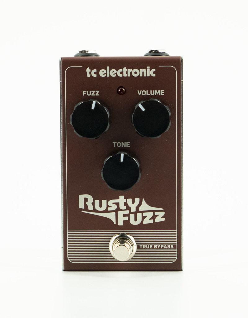 TC Electronic Used TC Electronic Rusty Fuzz