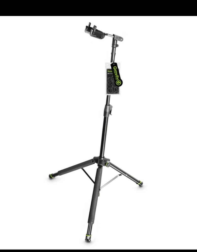 GRAVITY FOLDABLE GUITAR STAND - NECKHUG