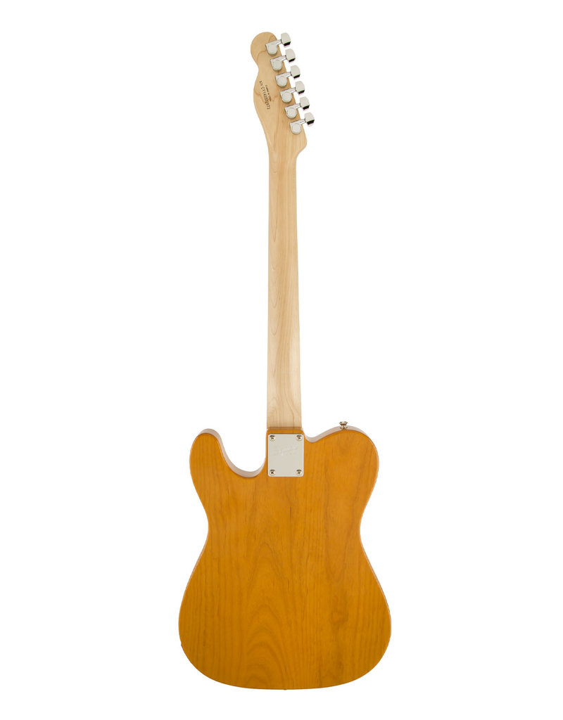 Squier Squier Affinity Series™ Telecaster®, Maple Fingerboard, Butterscotch Blonde