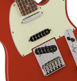 Fender Fender Deluxe Nashville Telecaster, Pau Ferro Fingerboard, Fiesta Red