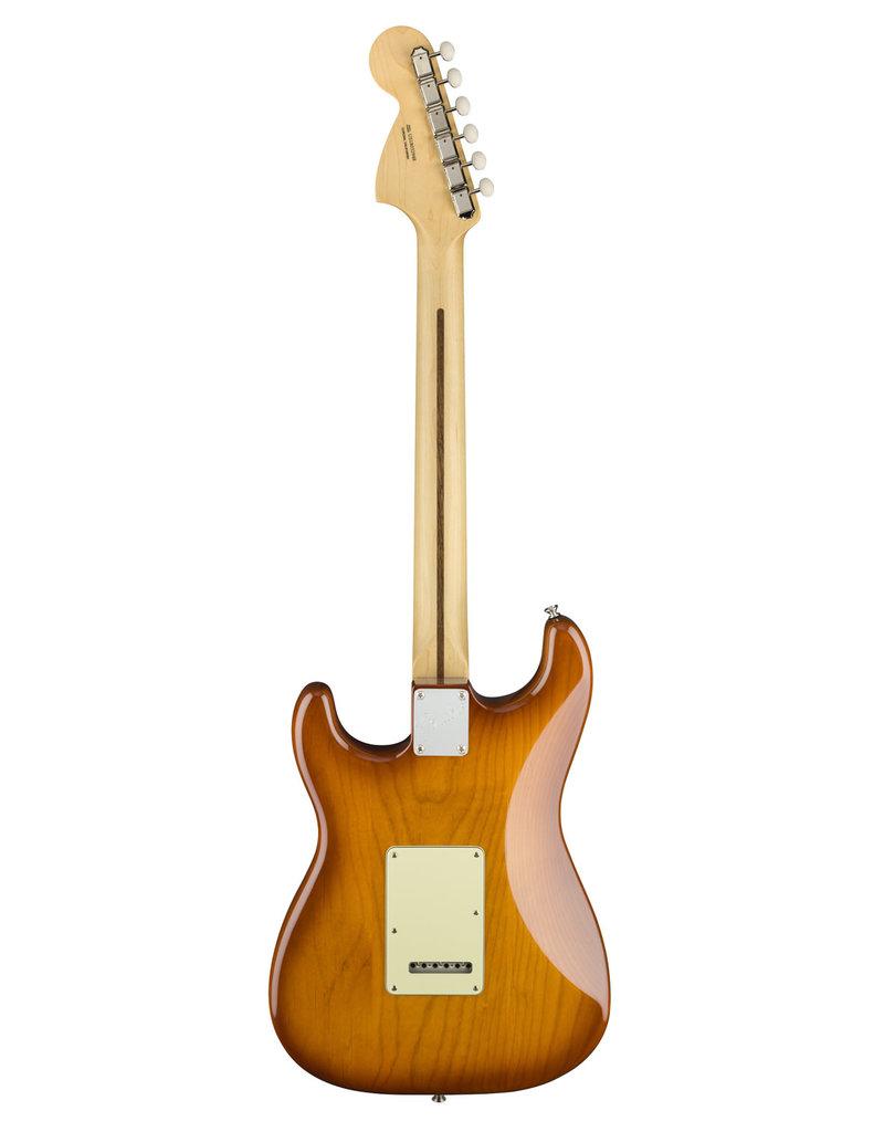 Fender Fender American Performer Stratocaster®, Rosewood Fingerboard, Honey Burst
