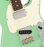 Fender Fender American Performer Telecaster® with Humbucking, Rosewood Fingerboard, Satin Surf Green