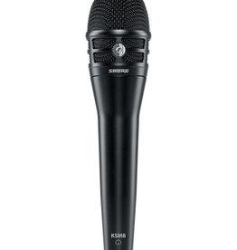 Shure Shure KSM8/B Dualdyne Cardioid Dynamic Handheld Vocal Microphone in Black