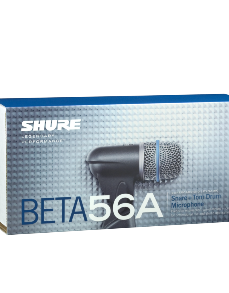 Shure Shure Beta 56A Snare/Tom Dynamic Microphone