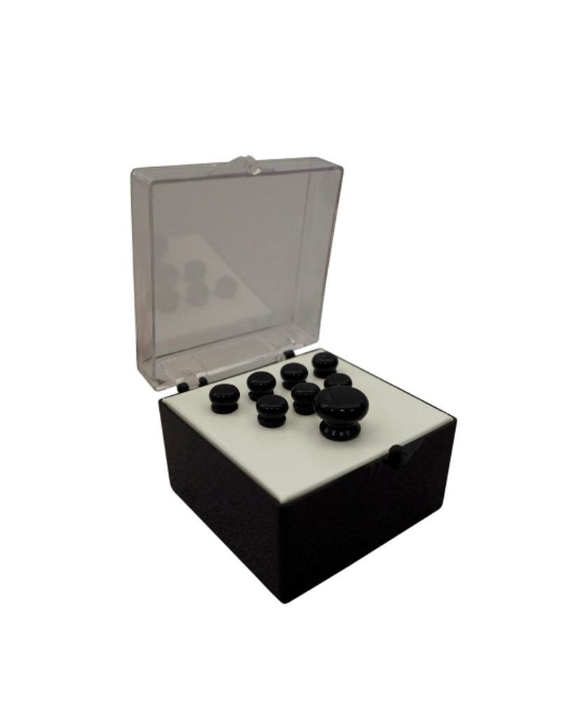Martin Martin® Pin Set, Black (18APP18)