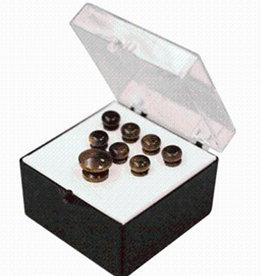 Martin Martin® Pin Set, Ebony (18APP17)