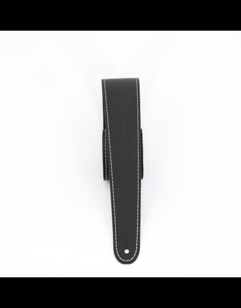 Martin Martin extendable black slim style guitar strap
