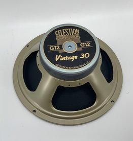 USED Celestion Vintage 30 Replacement Guitar Speaker