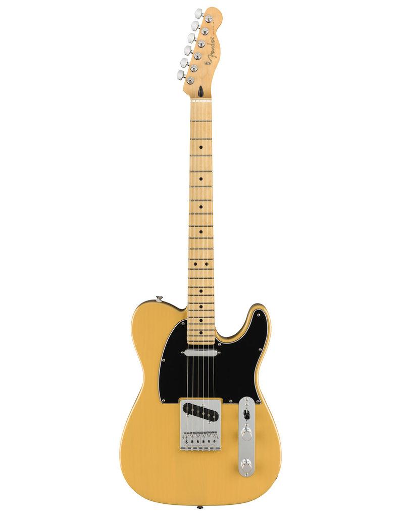 Fender Fender Player Telecaster®, Maple Fingerboard, Butterscotch Blonde