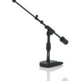Gator Gator Boom Mic Stand for Desktop Recording, Bass Drum, and Guitar Amps