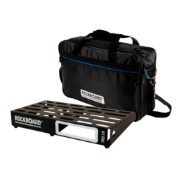 RockBoard RockBoard TRES 3.0, Pedalboard with Gig Bag
