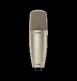 Shure Shure KSM32/SL Embossed Single-Diaphragm Microphone, Champagne