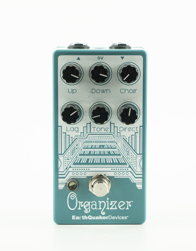 EarthQuaker Devices Used EarthQuaker Devices Organizer V2 Polyphonic Organ Emulator Pedal