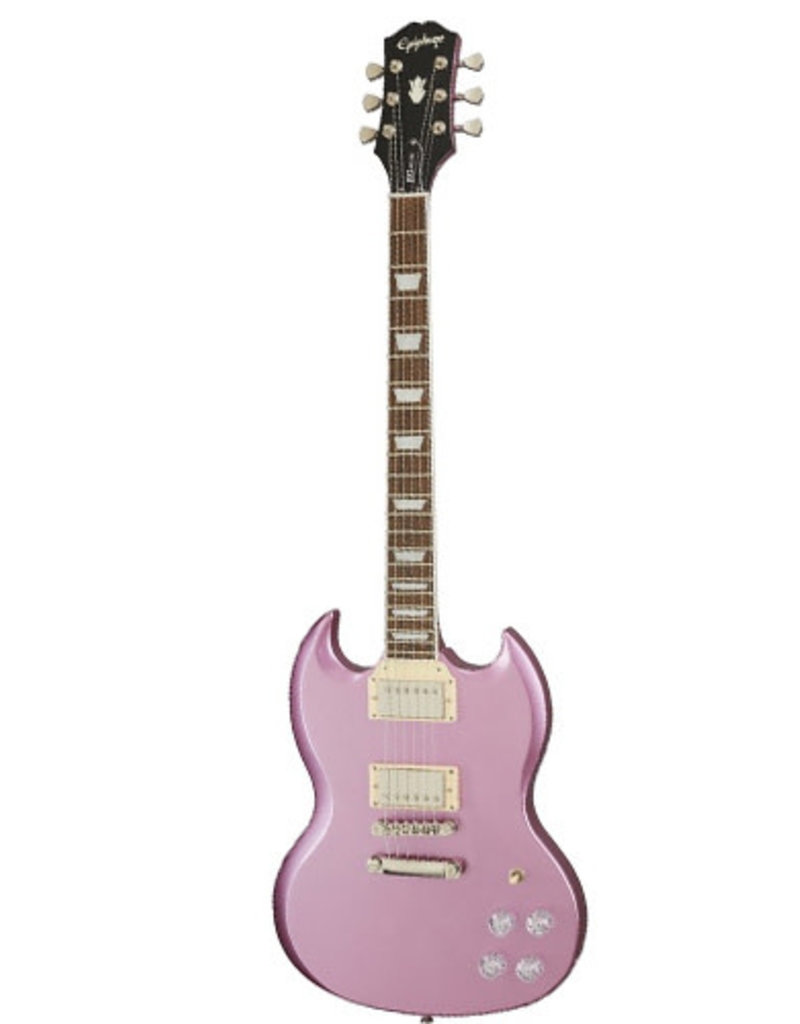 Epiphone Epiphone SG Muse Purple Passion Metallic Electric Guitar