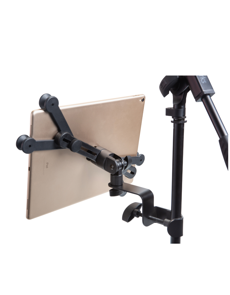 Gator Gator Universal tablet clamping mount w/ 2-point system