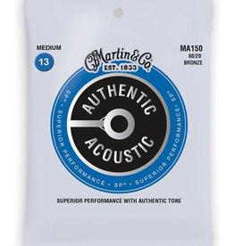 Martin Martin MA150 Authentic Acoustic SP 80/20 Bronze Medium .13-.56