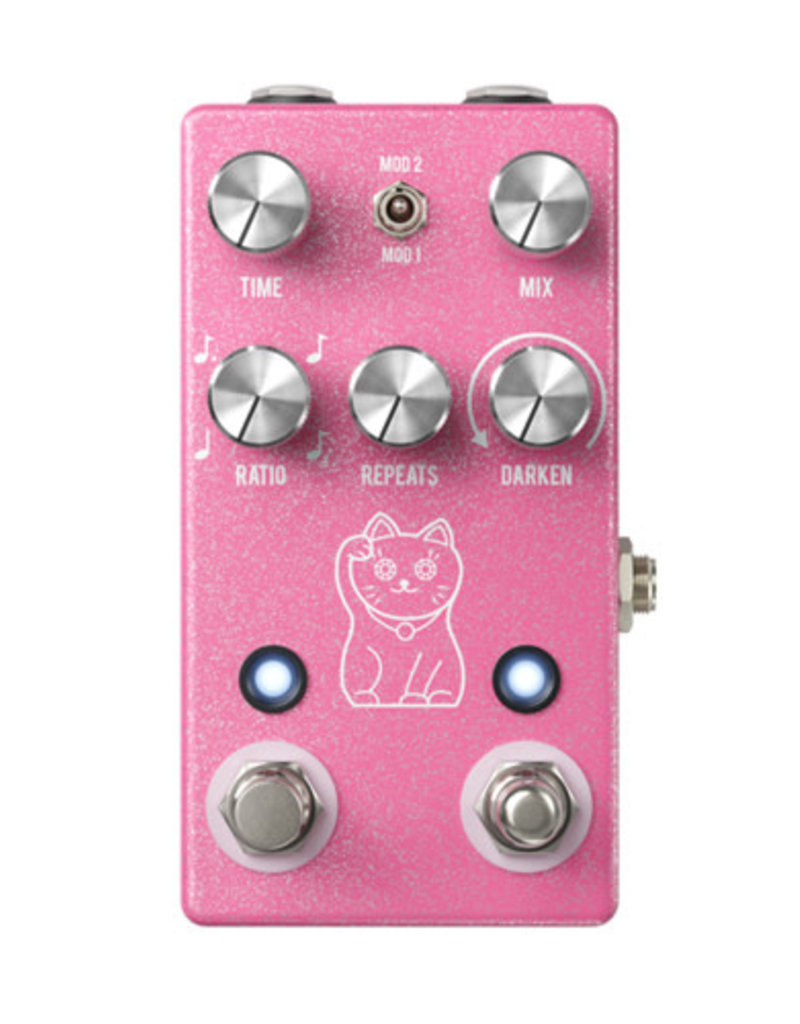 JHS JHS Lucky Cat Tape Digital Delay Pedal