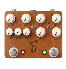 JHS JHS Sweet Tea V3 2-in-1 Dual Overdrive Pedal