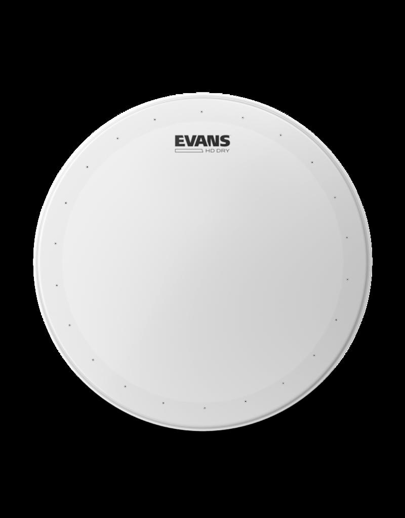 """Evans Evans HD DRY 13"""" Coated Drumhead"""