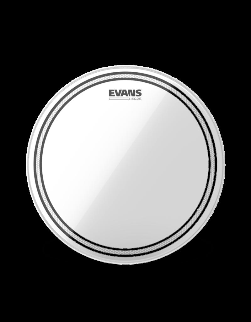 """Evans Evans EC2S 10"""" Clear Drumhead"""