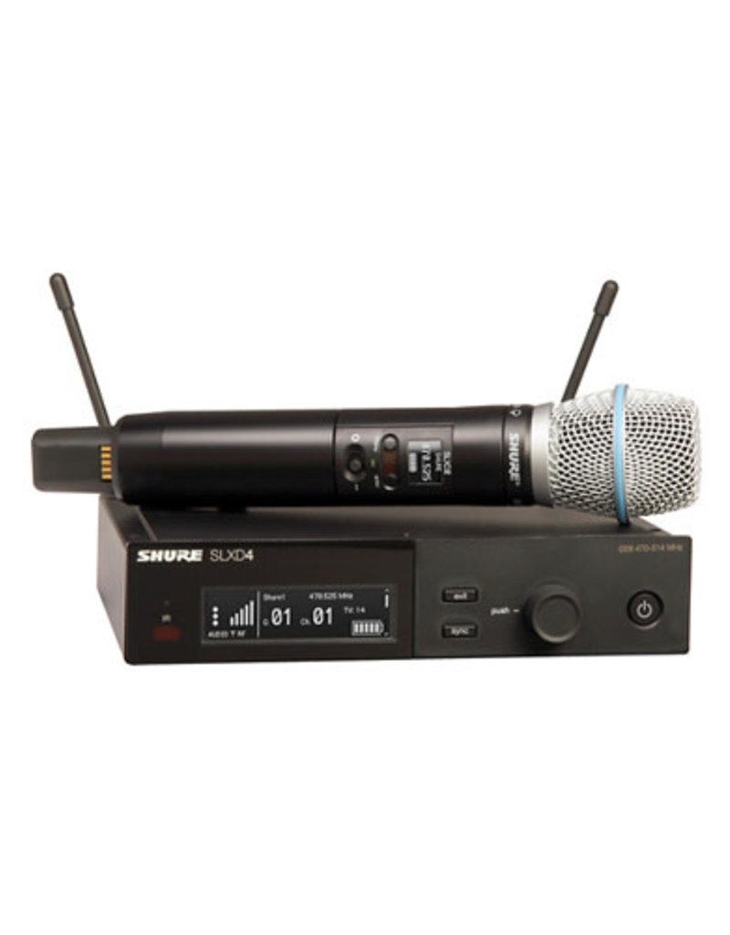 Shure Shure SLXD24/B87A Wireless Microphone System  Band J52