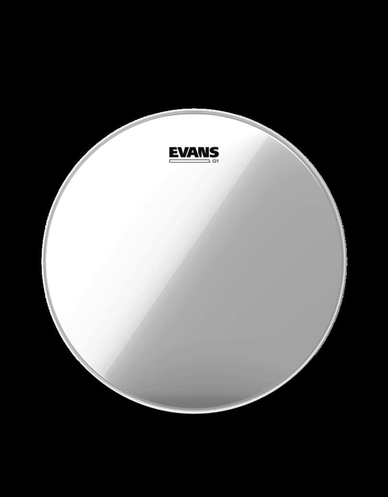"""Evans Evans G1 13"""" Clear Drumhead"""