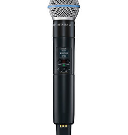 Shure Shure SLXD2/B58 Handheld Wireless Transmitter with BETA 58A Capsule  Band J52