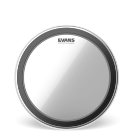 """Evans Evans EMAD 2 24"""" Bass Drumhead Clear"""