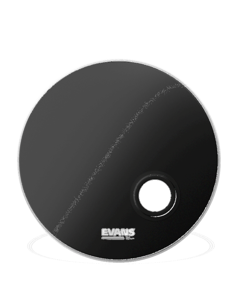 "Evans Evans EMAD RESONANT 24"" Bass Drumhead"