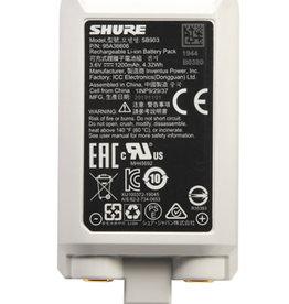 Shure Shure SB903 Lithium-Ion Battery for SLX-D