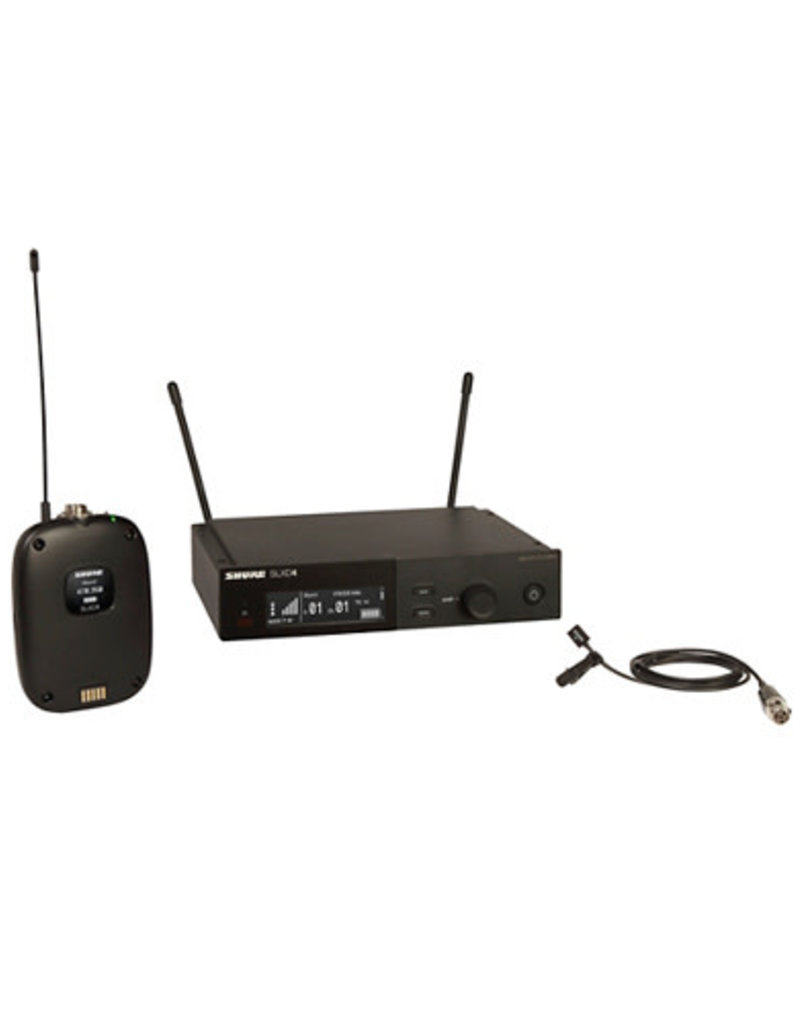 Shure Shure SLXD14/93 Combo Wireless Microphone System  Band G58