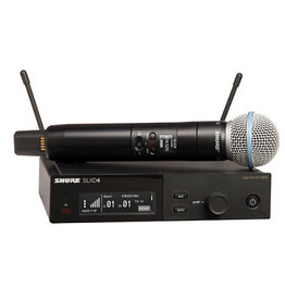 Shure Shure SLXD24/B58 Wireless Vocal System with BETA 58  Band H55