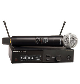 Shure Shure SLXD24/SM58 Wireless Vocal Microphone System with SM58  Band G58