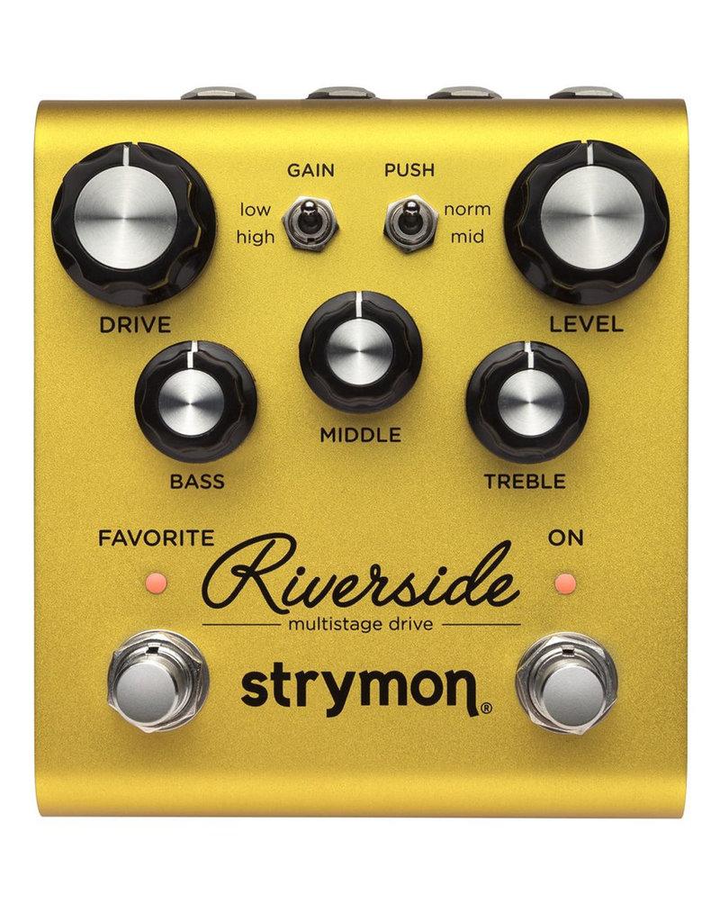 Strymon Strymon Riverside OD Guitar Pedal