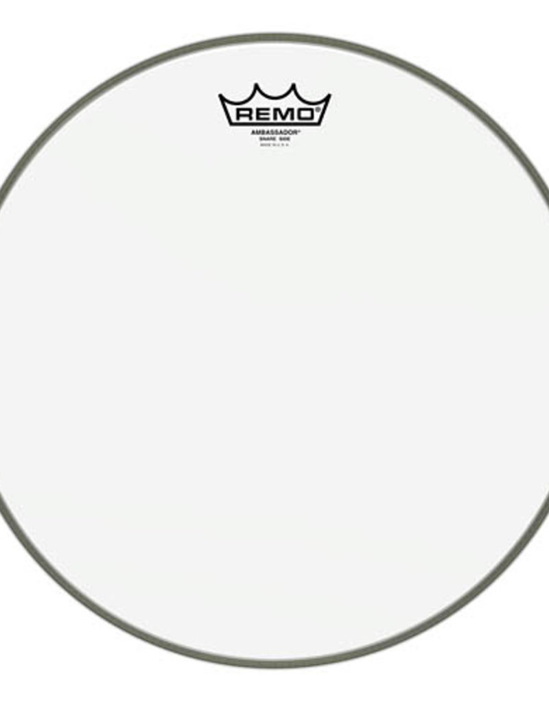 "Remo Ambassador Hazy 14""  Drum Head"