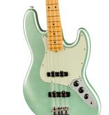Fender Fender American Professional II Jazz Bass®, Maple Fingerboard, Mystic Surf Green