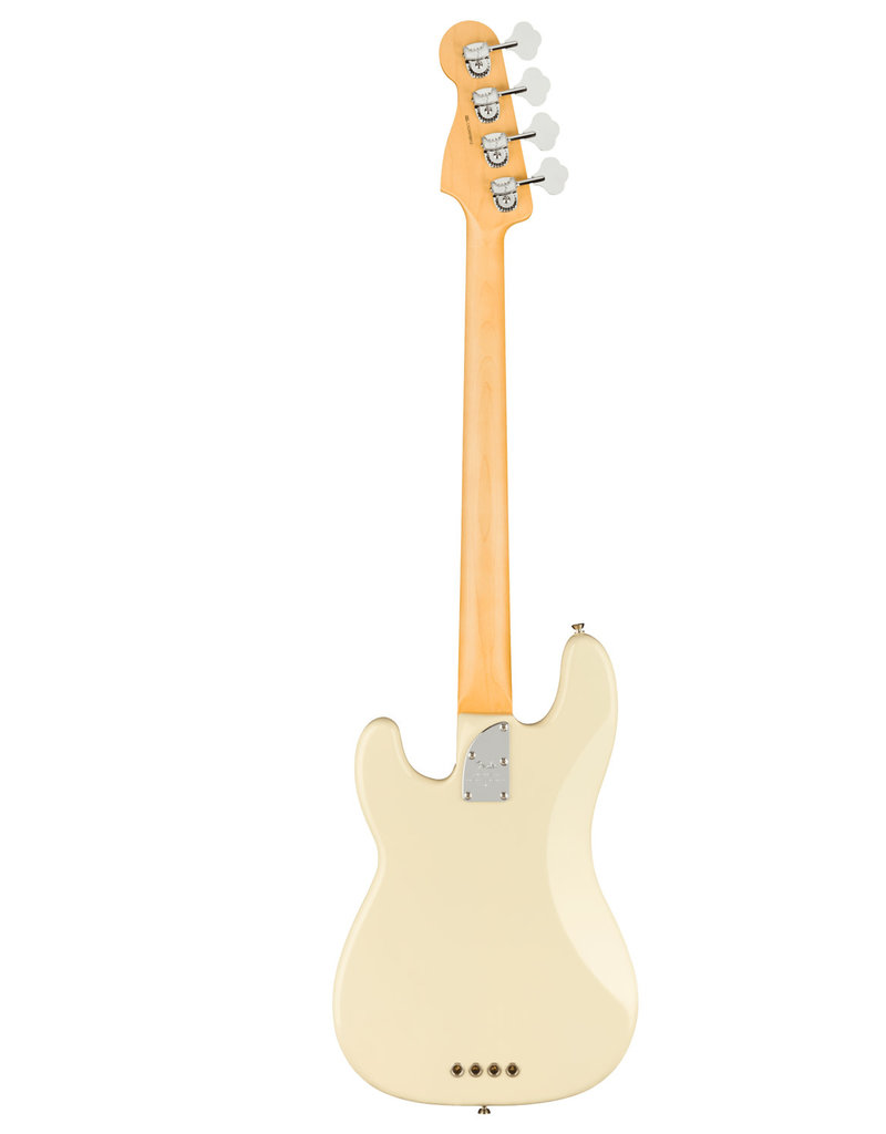 Fender Fender American Professional II Precision Bass®, Maple Fingerboard, Olympic White
