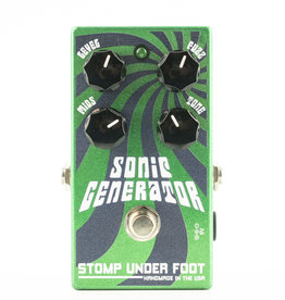 Stomp Under Foot Stomp Under Foot Sonic Generator Pedal