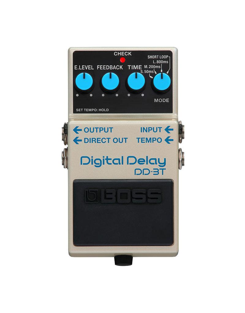 Boss Boss DD-3T Digital Delay Effects Pedal