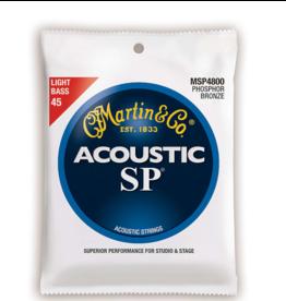 Martin Martin MSP-4800 SP - 92/8 Light Acoustic Bass Strings