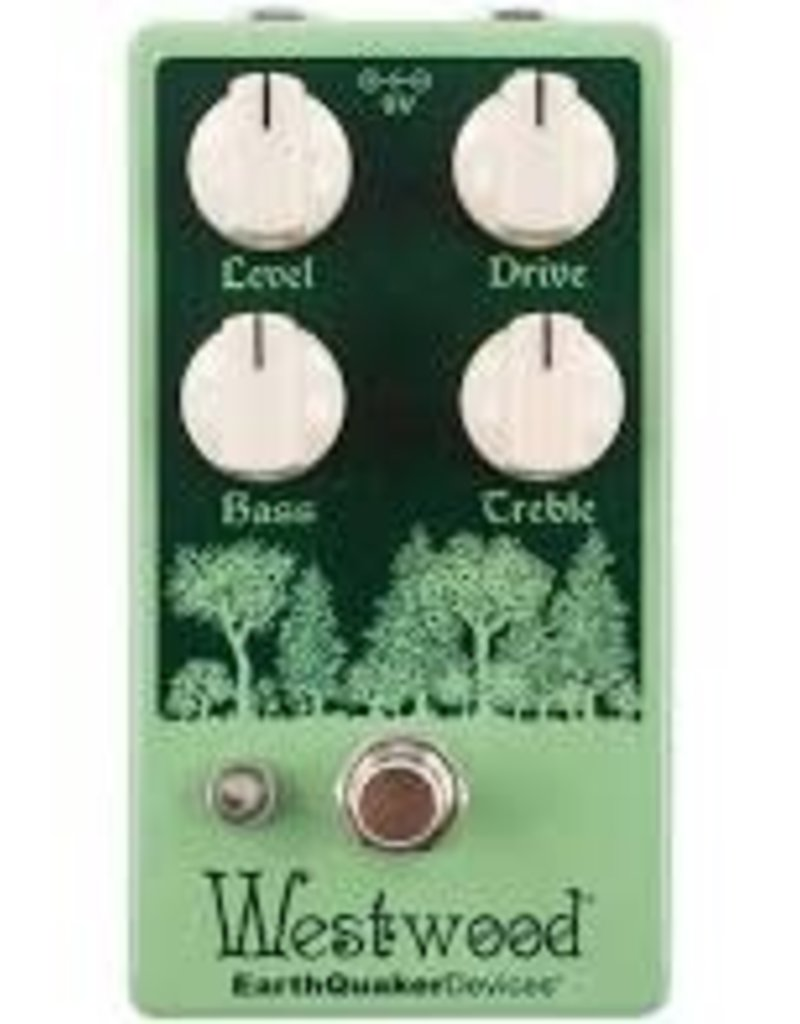 EarthQuaker Devices Earthquaker Devices Westwood Translucent Drive Manipulator